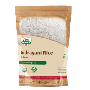 Indrayani Rice (Unpolished) 1Kg