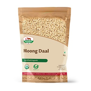 Moong Dal Split Green Gram